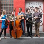 Folk Band Of The Year Breabach Is heading to Leicester