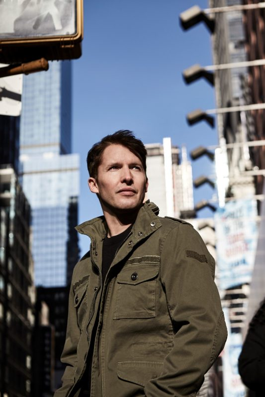 James Blunt Releases New Album and Confirms UK Tour