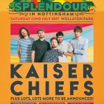 Splendour Festival Lineup Announcement