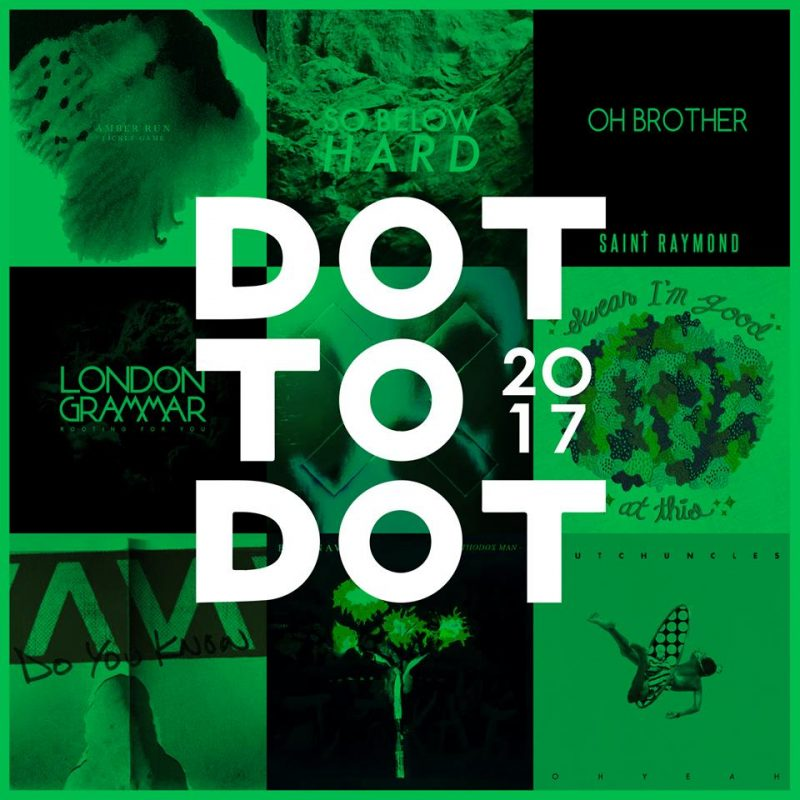 Ahead of this years event, here are the first acts announced for Dot to Dot Festival