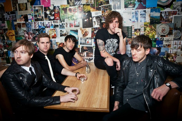 Platinum Selling Band The Pigeon Detectives are back with Enemy Lines