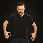 Ricky Gervais Returns With His First New Stand Up Show In Seven Years: Humanity