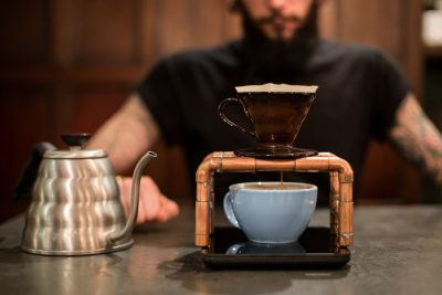Making Tea and Coffee an art form, 200 DEGREES launches tomorrow