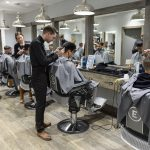 Everyman Barbers Raise The Bar In Toast To 10 Years Of Success.
