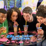 Cast of Bubbly Musical Experience A Taste of NYC at Fargo's Bubble Boba!