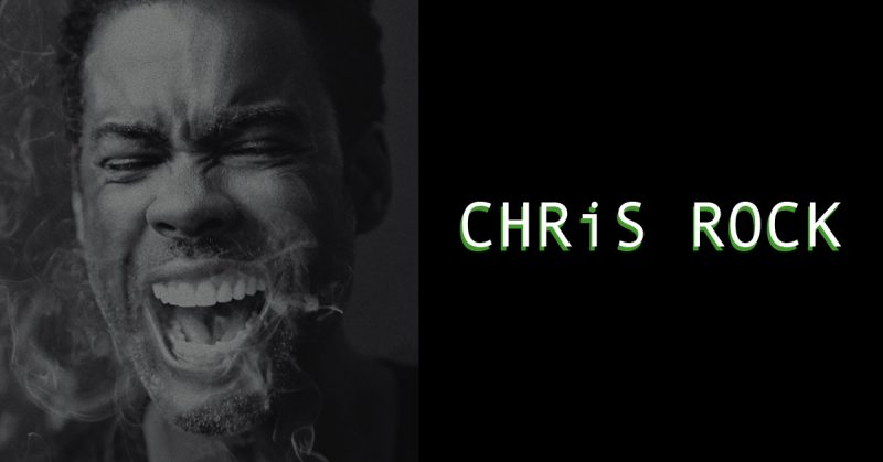CHRIS ROCK ANNOUNCES FIRST U.K. TOUR IN 10 YEARS