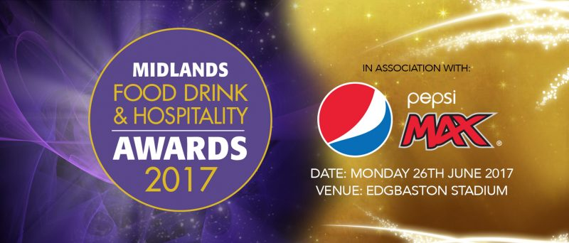 Midlands Food, Drink & Hospitality Awards Shortlist Announced