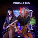 Brum duo Ekkah raise the roof for ibis Hotel charity gig.