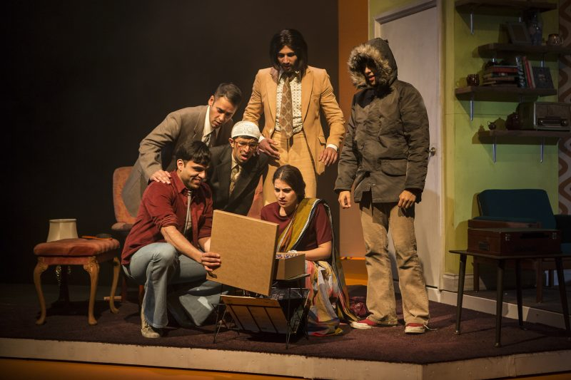 REVIEW: East is East @ Nottingham Playhouse