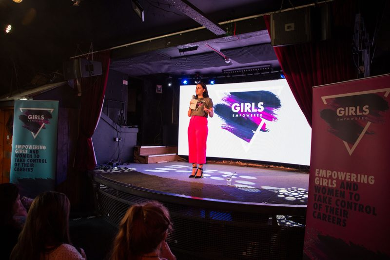 Female networking initiative Girls Empowered launches in Leicester