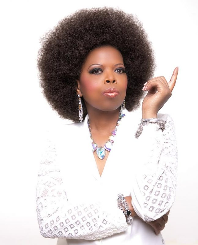 Soul Sister Joyce Sims Live In Leicester
