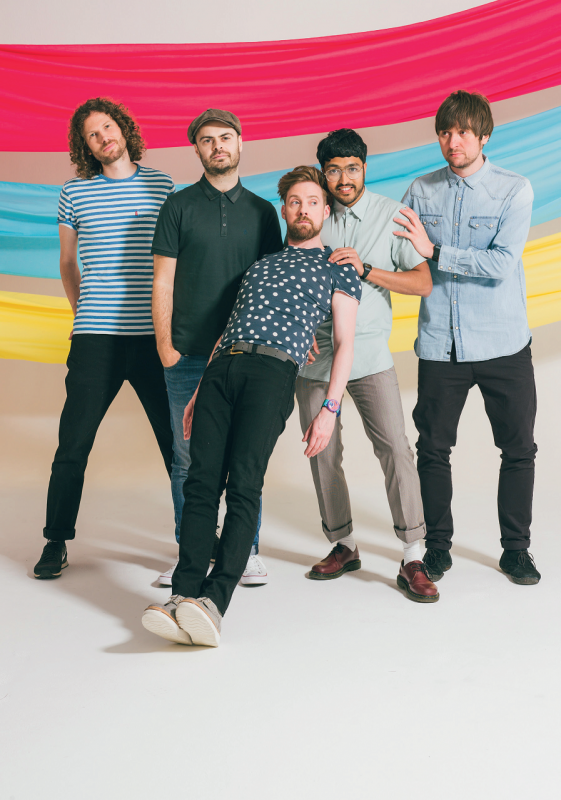 WE PREDICT A RIOT: Interview with Kaiser Chiefs