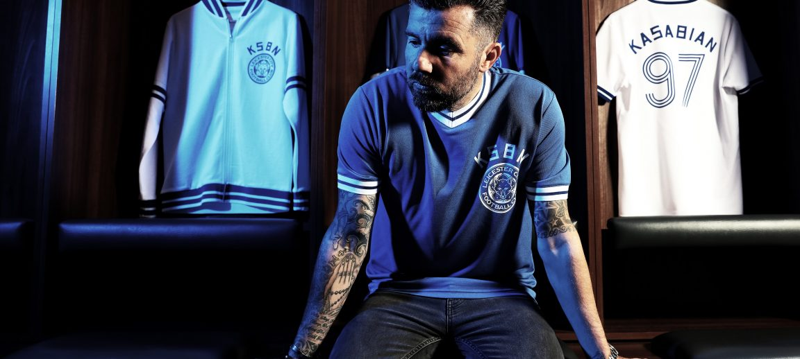 Leicester City Announce Exclusive Capsule Collection With Kasabian