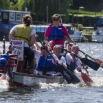 Still Time To Get A Team Together For The Nottingham Riverside Festival Dragon Boat Challenge On Sunday 6th August!