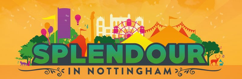It's Hotting Up With Three Week Countdown To Splendour Festival In Nottingham.
