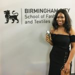 Fashion student bags ASOS prize at Graduate Fashion Week