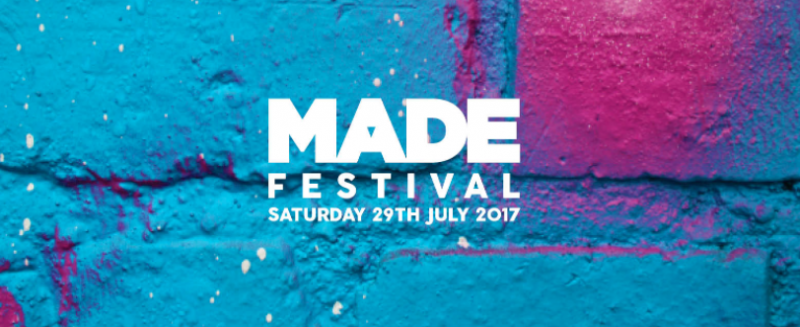 MADE Festival Announce Very Special Guest Mike Skinner