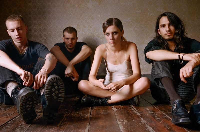 Wolf Alice Announce Intimate UK Tour Kicking Off in Derby