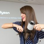 Bloggers Blown Away at Dyson Supersonic's Birthday Celebrations
