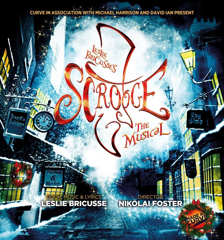 We Review This Seasons Main Show: Scrooge at Curve is bahmazing!