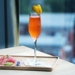 The Sake-based Aperol Spritz inspired by Japan