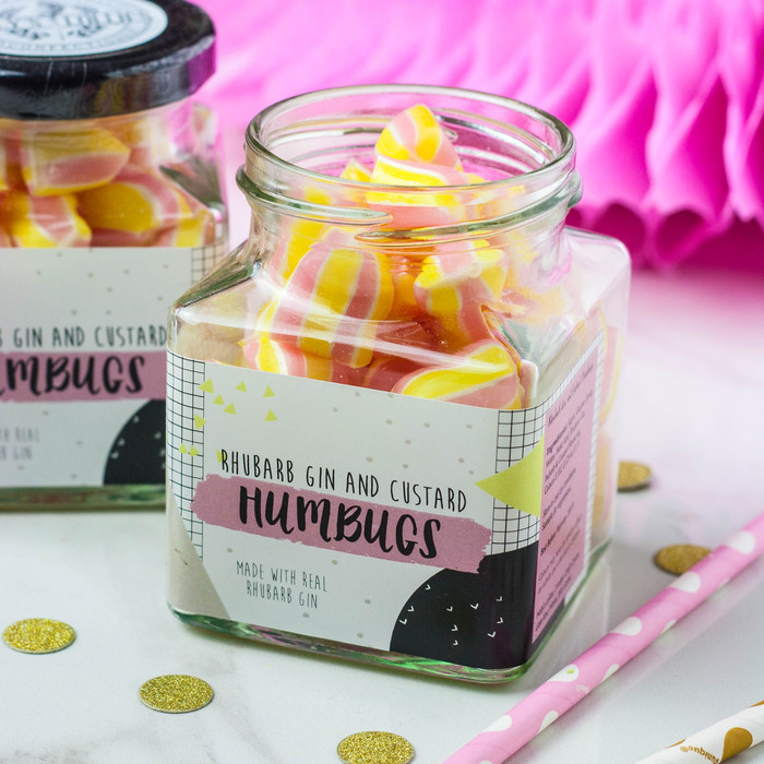 Rhubarb and Custard Sweets Given Delicious, Grown Up Twist
