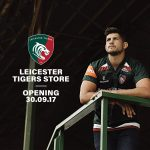 Tigers players launching new Highcross pop up shop
