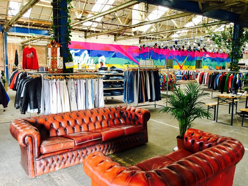 NEW COLLABORATIVE RETAIL AND SOCIAL SPACE CONCEPT LAUNCHES IN DIGBETH.