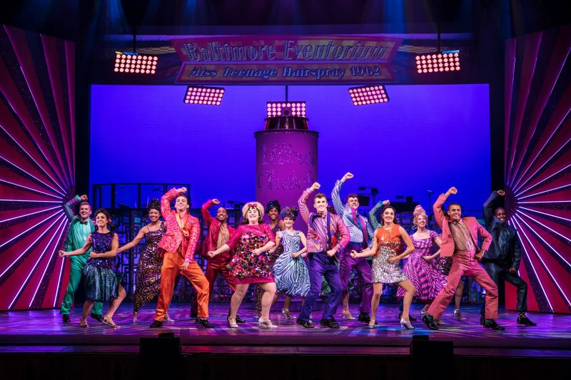 Taking Musicals To New Heights, Hairspray At Birmingham Hippodrome.