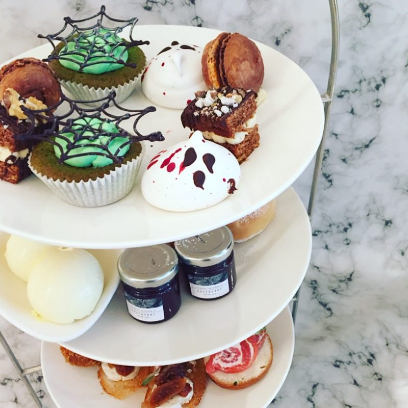 Harvey Nichols Birmingham launches a limited edition Halloween afternoon tea featuring a range of ghoulishly good treats.