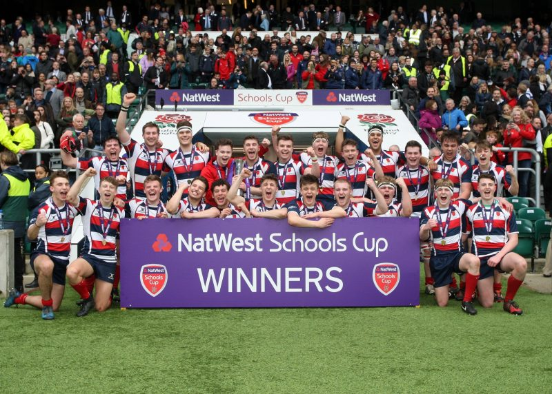 TRENT COLLEGE RUGBY TEAM WINS TOP NOTTINGHAMSHIRE SPORTS AWARD