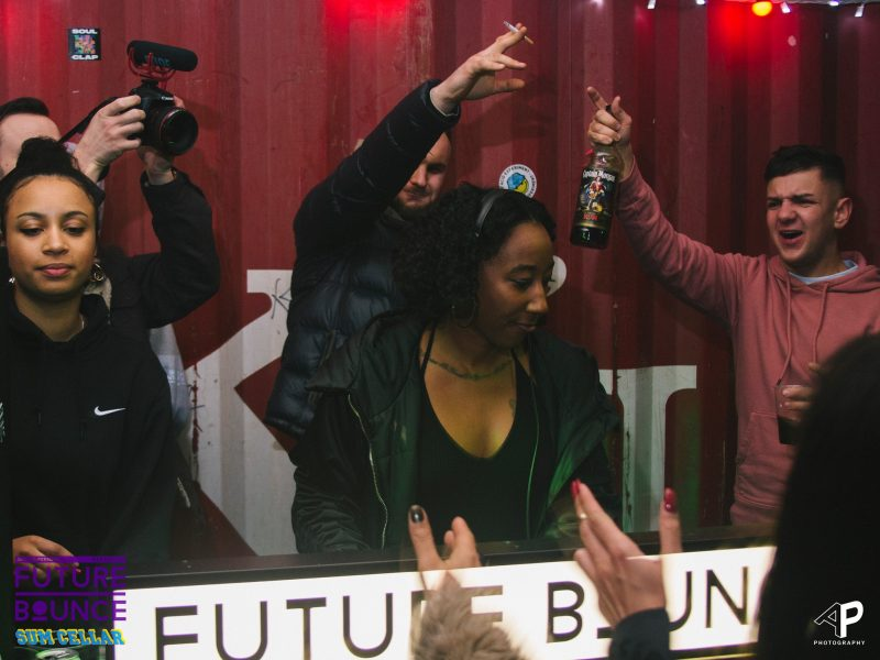 Future Bounce at Lab11