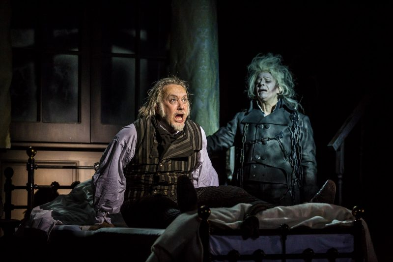 INTERVIEW: Jasper Britton takes on Ebenezer Scrooge in Curve's all new production of Scrooge the Musical