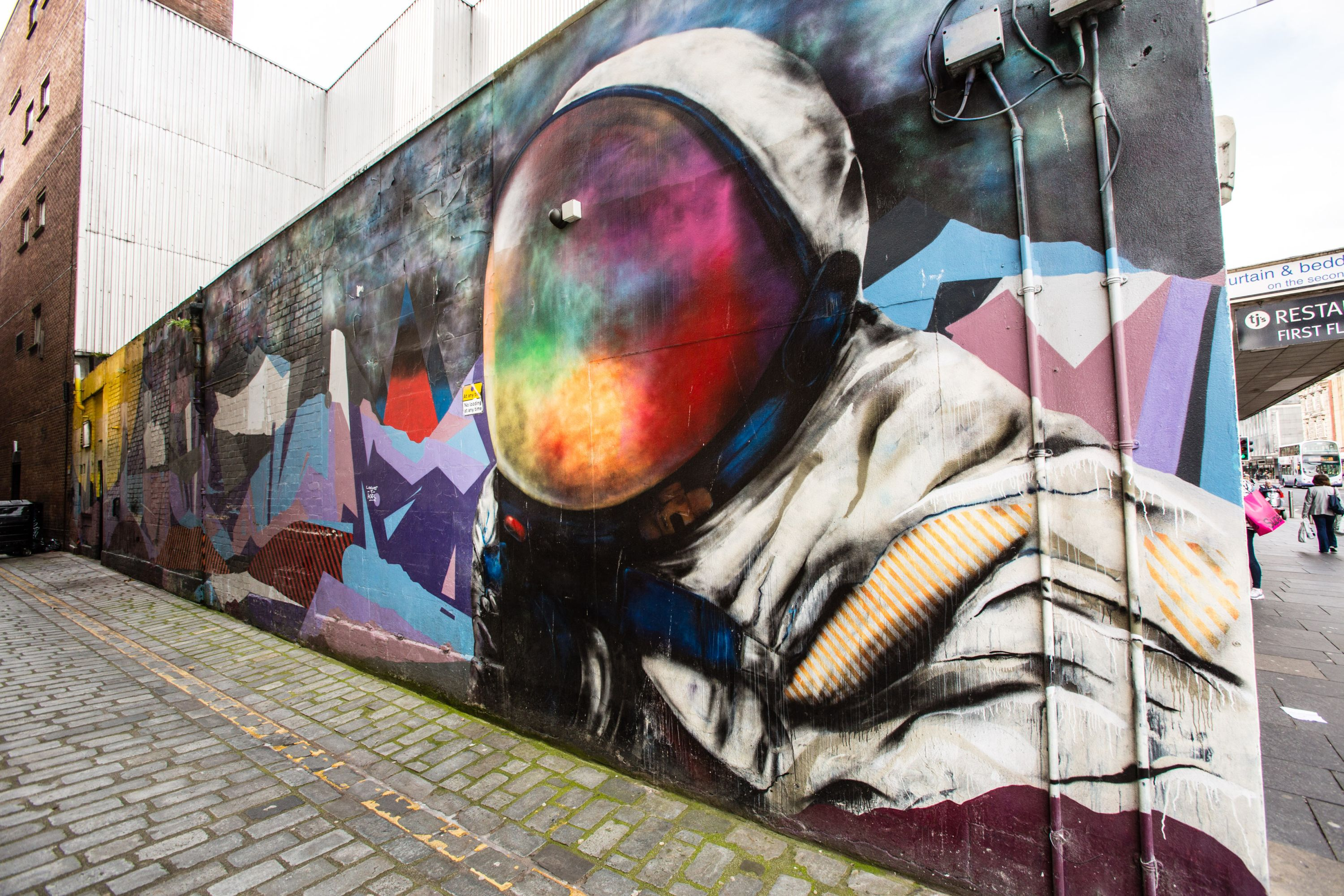 6. Spaceman by Recoat and FiST, New Wynd, Glasgow (2)