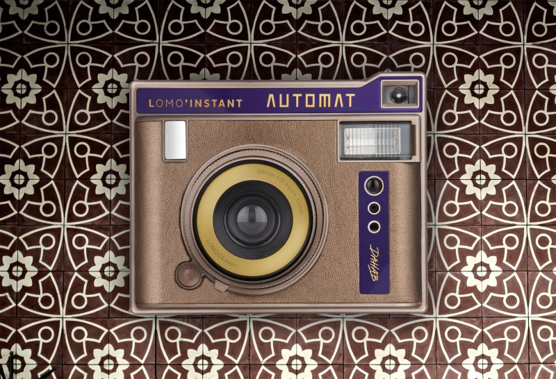 Selfies That Sparkle with the Lomo'Instant Automat Dahab