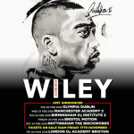 Wiley announces 2018 'Godfather' UK Tour