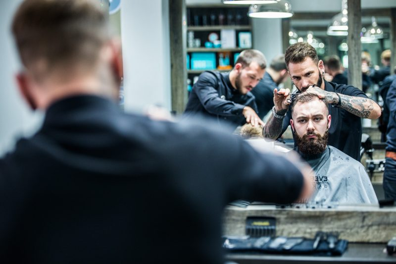 To celebrate Everyman Barbers becoming the Midlands' biggest barbershop group, one lucky winner will look sharp A.F for the next 12 months, with a year's worth of free barbering at their nearest Everyman Barbers.