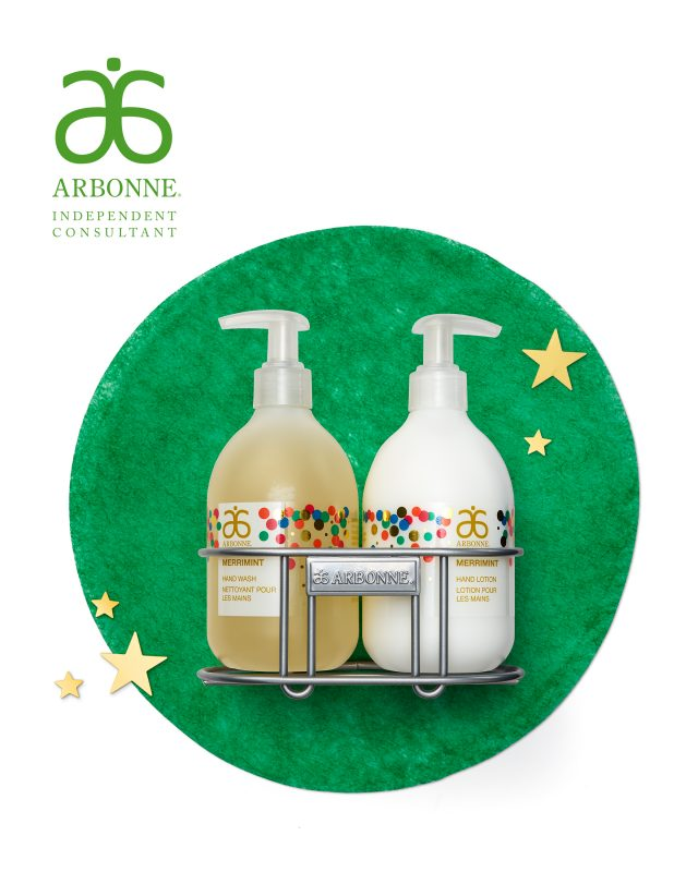 6 Winter Wonders from Arbonne