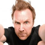 Jason Byrne Hosts Leicester Comedy Festival's Annual UK Pun Championships