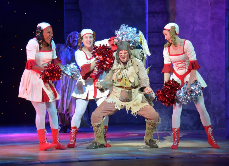 INTERVIEW: Coventry choreographer gets stuck into Spamalot silliness