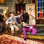 The Play That Goes Wrong crashes back into Coventry's Belgrade Theatre