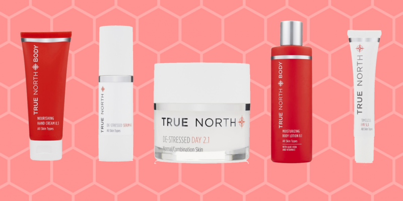 Scandi Inspired Skincare Brand True North Launches Website