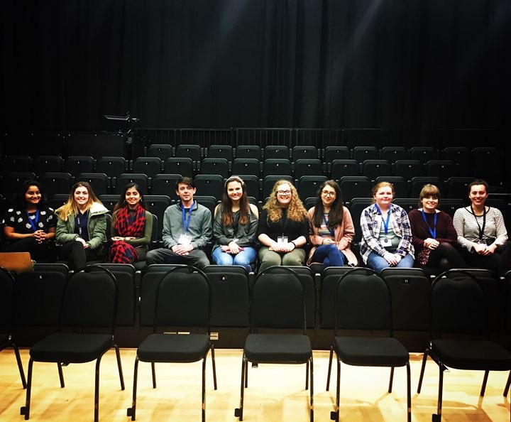 De Montfort University Students Experience Life Behind The Scenes At Curve