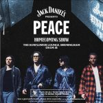 Jack Daniel's Announces Birmingham Band Peace To Play Intimate Homecoming Show