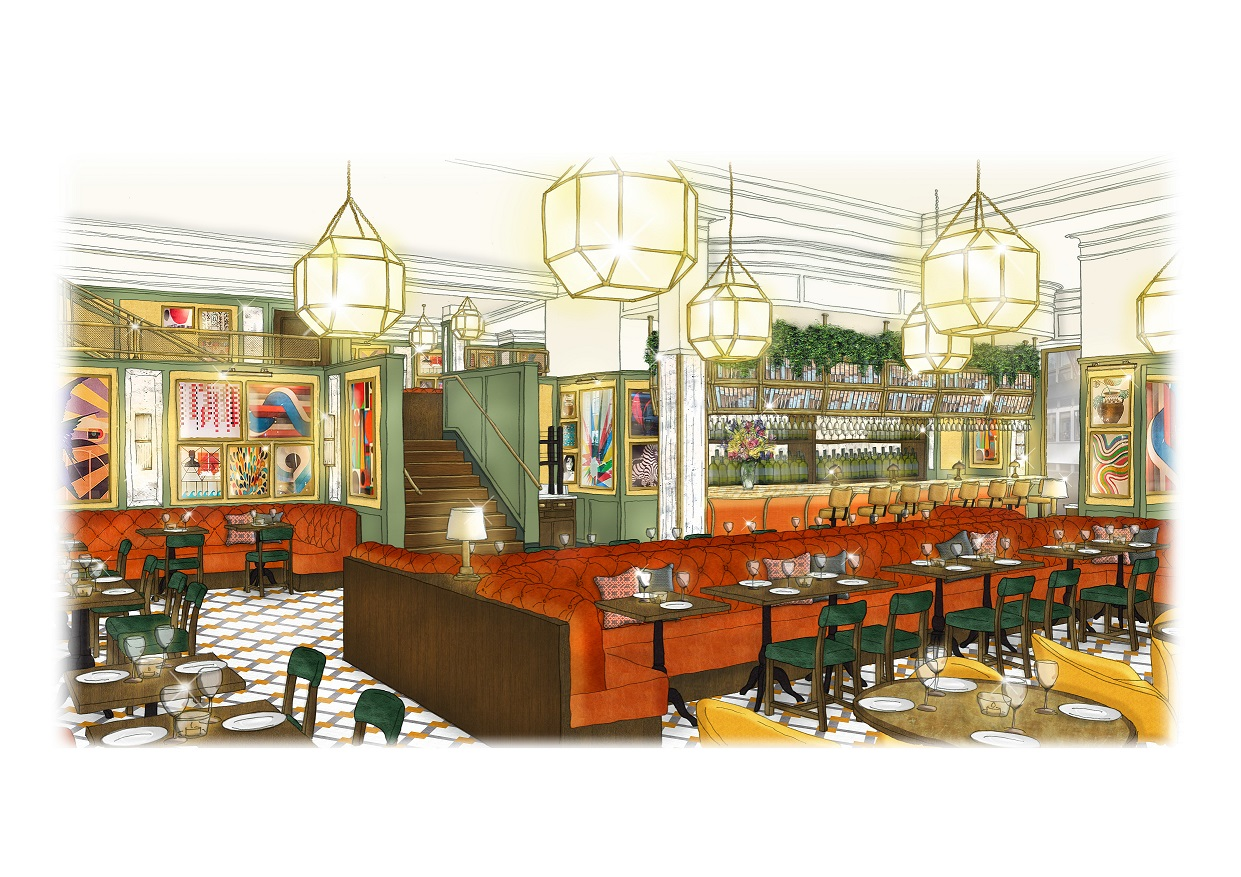 The Ivy Temple Row Announces Opening Date