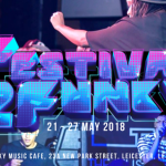 Festival2Funky 2018  Call out to Artists and Volunteers