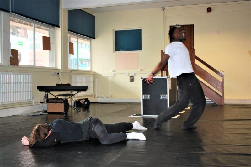 Mercurial Dance seek performers for Read All About It CET takeover
