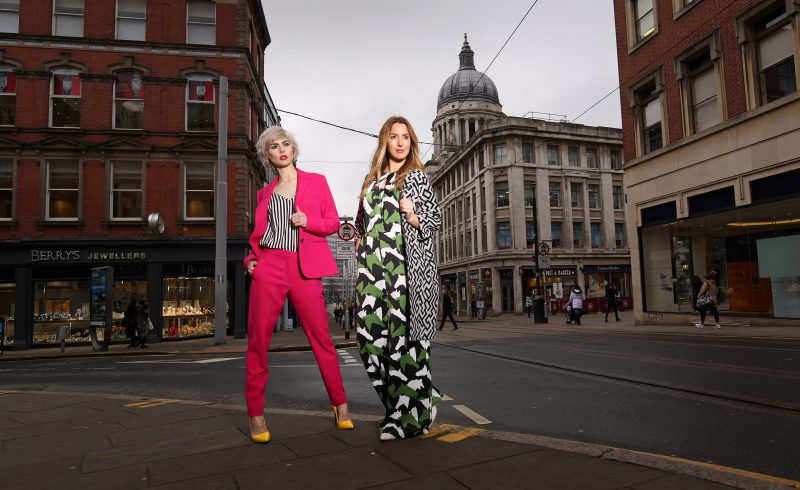 Nottingham To Come Alive With Fashion, Styling & Pop Up Catwalk Shows!