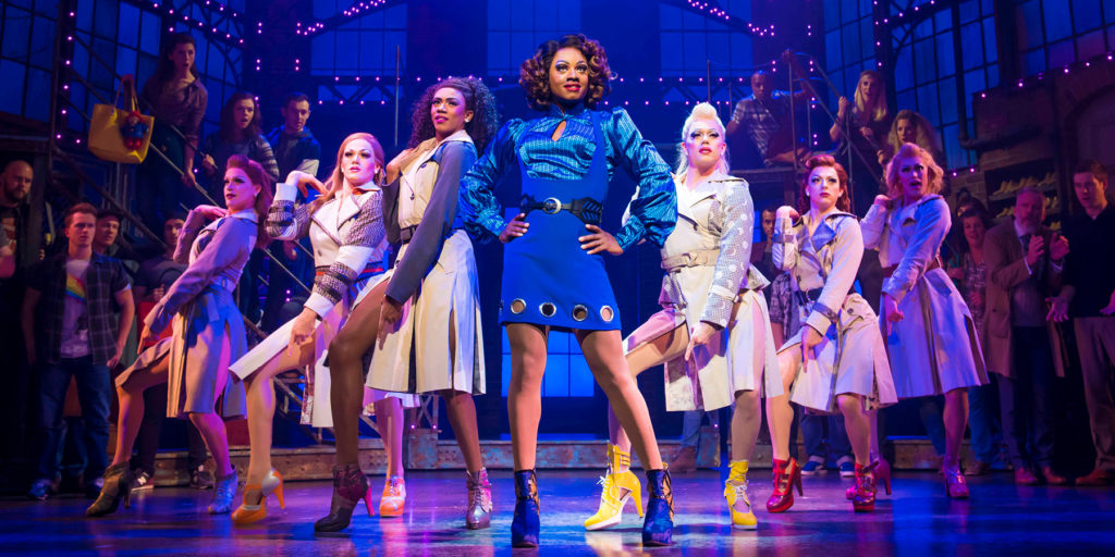 Award-winning musical smash-hit Kinky Boots strides into Birmingham Next Year
