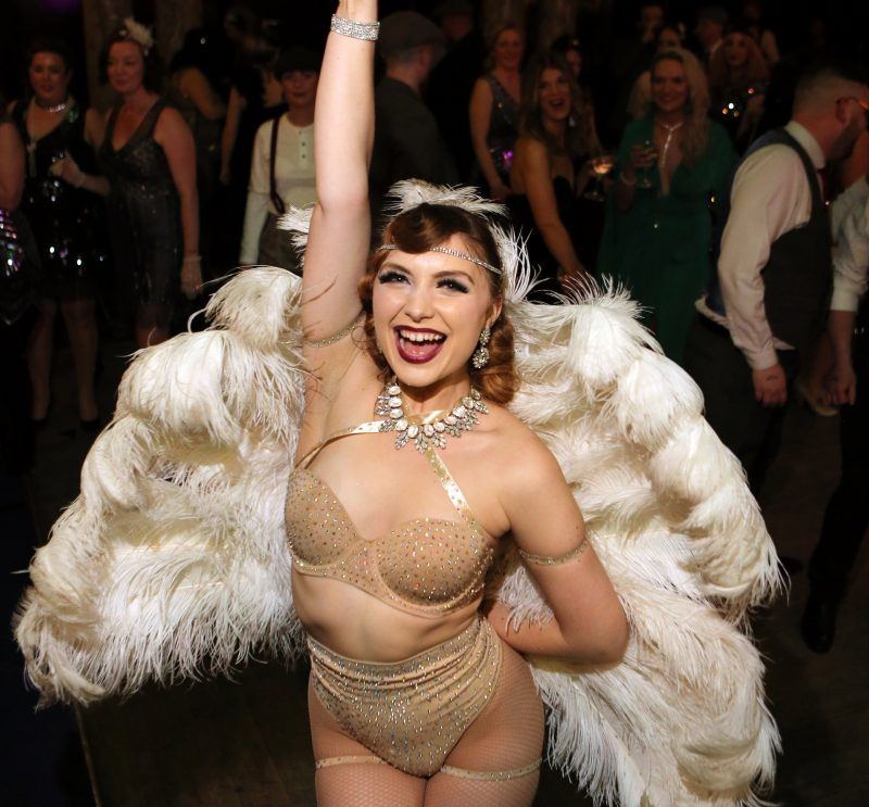 Showgirls, Swing & Success for Peaky Blinders Takeover!